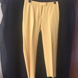 Anne Klein yellow pant